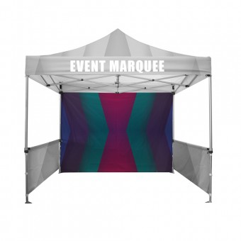 Full Wall Single Sided For 3m x 3m Marquee