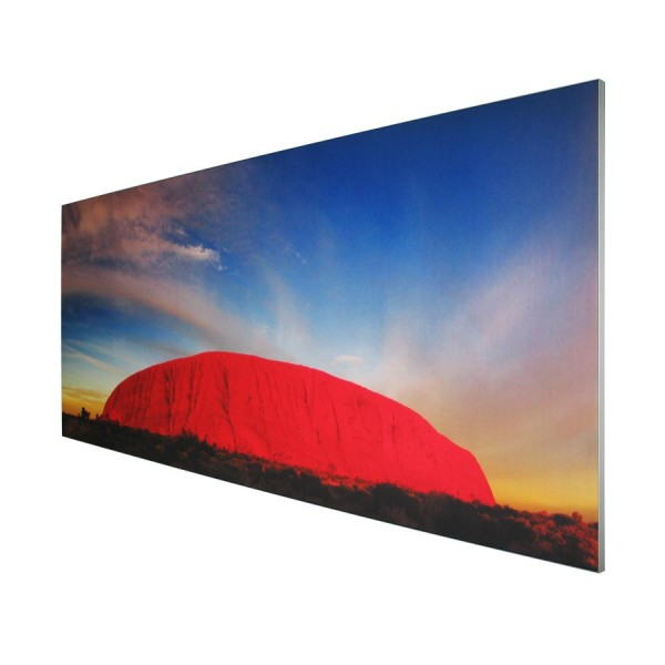 Large Wall Display 2400 Mm W X 1200 Mm H