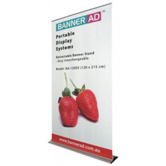 BANNERAD™ EX120 Interchangable