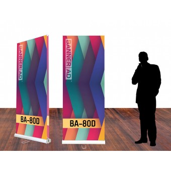 BANNERAD™ S80D Double Sided