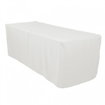 Fitted Tablecloth for Rectangular Table