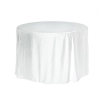 Fitted Tablecloth for Round Table