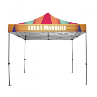 Premium Event Marquees - 3m x 3m (Roof and Valance Package)