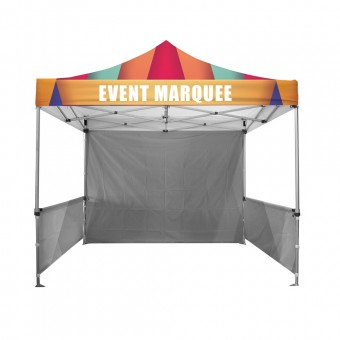 Branded Roof and Valance For 3m x 3m Marquee