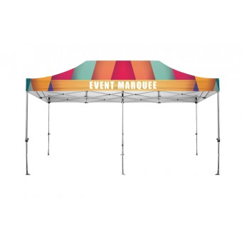Premium Event Marquees - 6m x 3m (Roof and Valance Package)