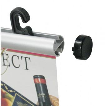 Poster Hanger Strip Insert Profile